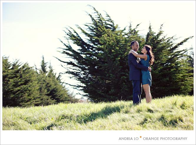 san francisco proposal shoot