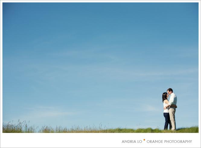 Andria Lo - san francisco engagement shoot