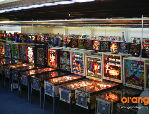 Arcade Expo 2.0 and INDISC Pinball