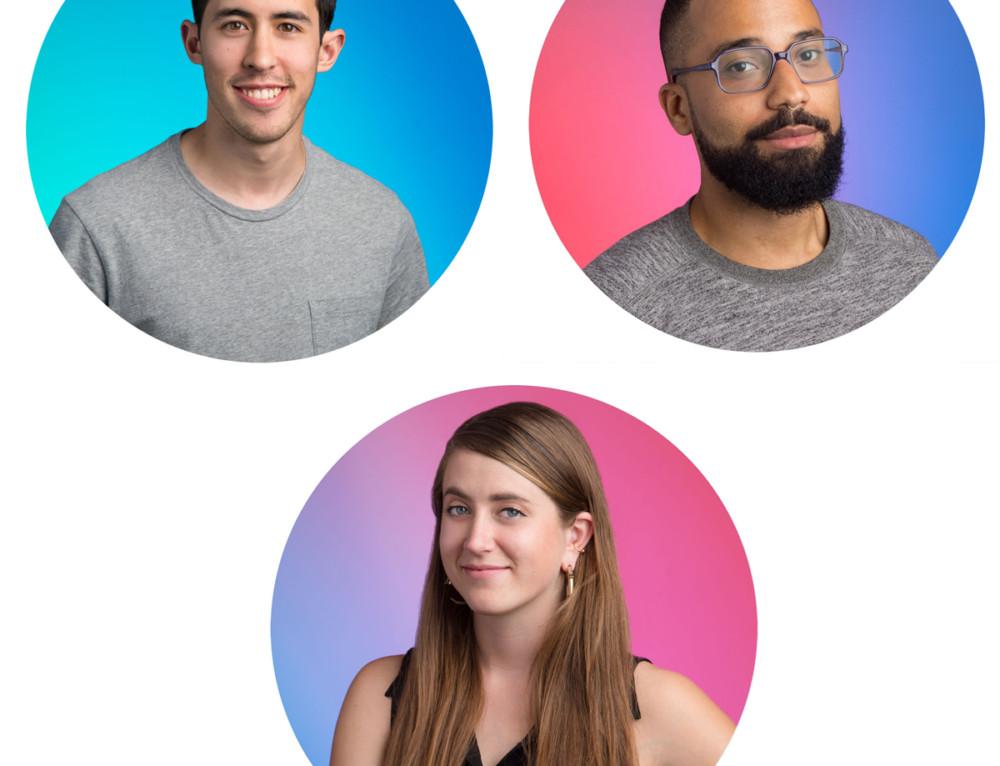 Meet our Studio Assistants