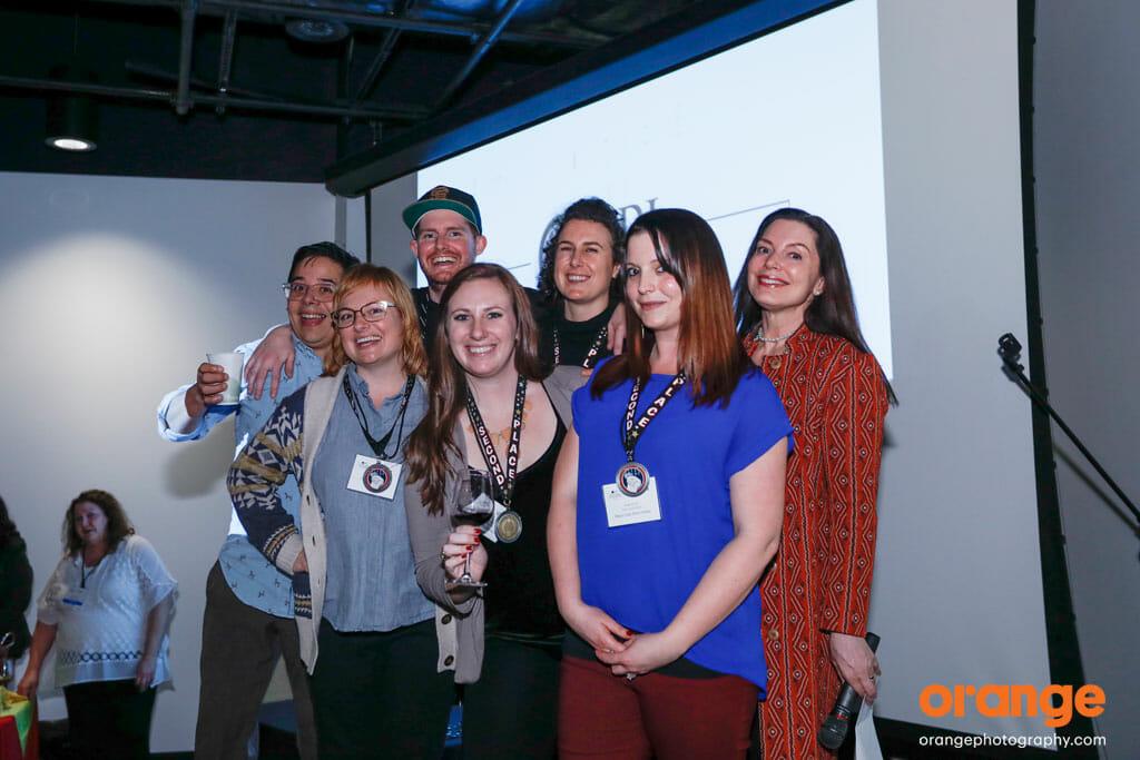 Fogcutter team at MPINCC Corks and Forks 2017 @ Bespoke