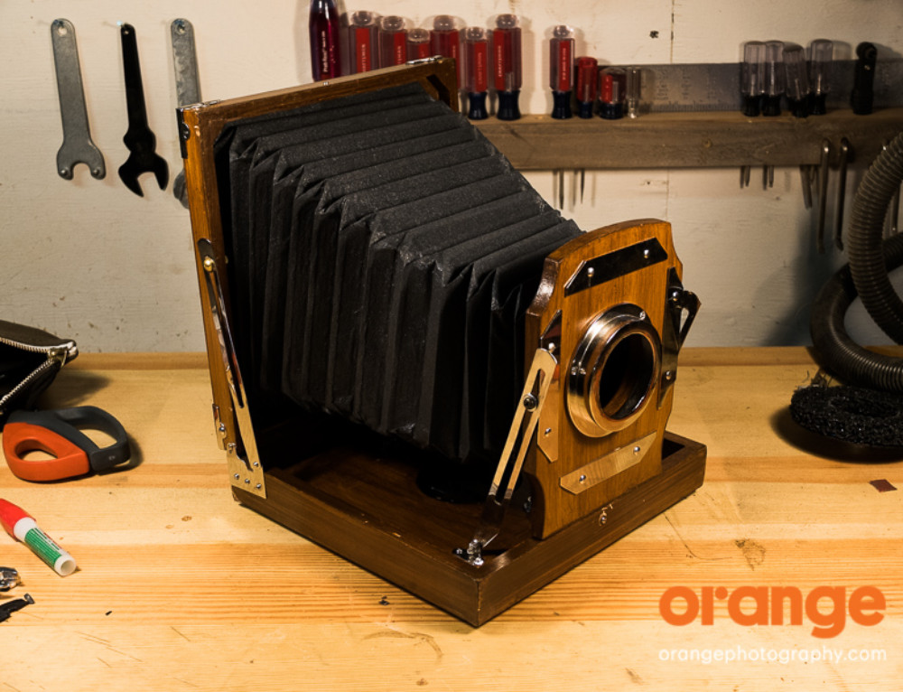 Vintage Photo Booth Rental/Camera Build Project