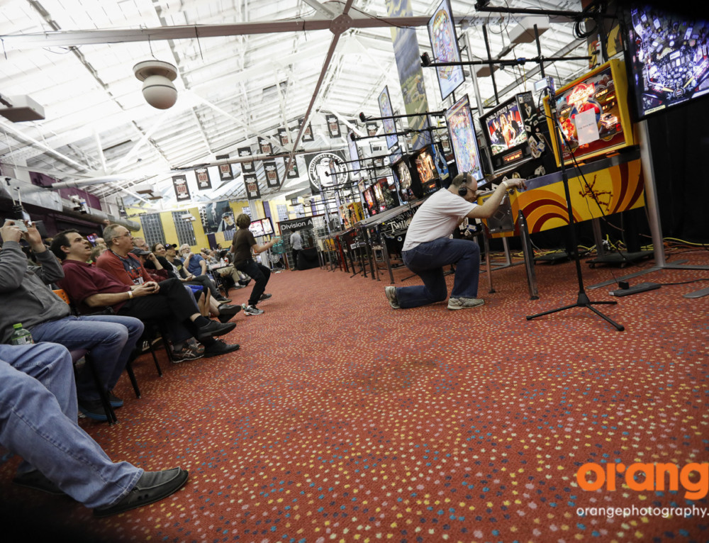PAPA 20 World Pinball Championships in photos